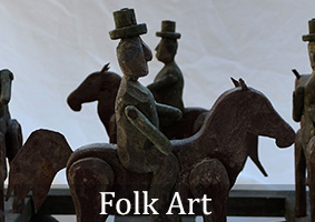 Outsider Folk Art Gallery Folk Art Category